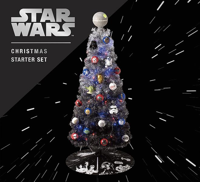 Star Wars Christmas Tree Lights: Deck The Halls In A Galaxy Far, Far Away With A Star Wars