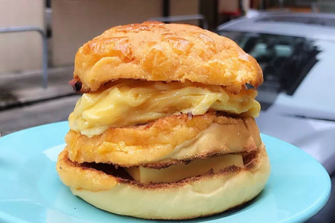 shun hing scrambled egg hong kong