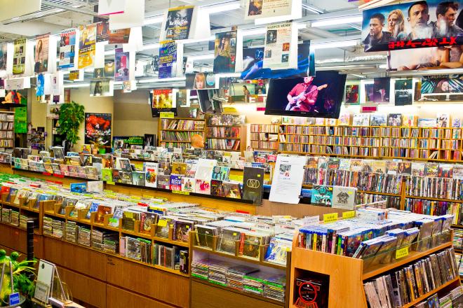 Rock Gallery vinyl records