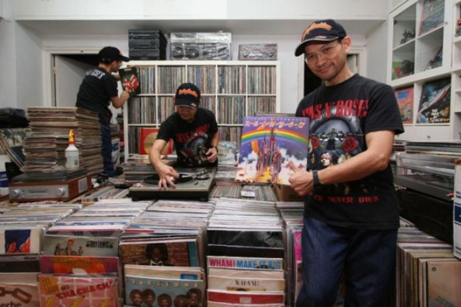 Vinyl Hero Paul