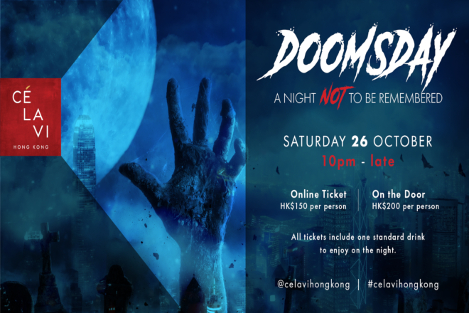 CE LA VI halloween Doomsday: A Night Not to be Remembered