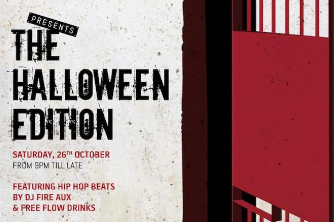 Behind Bars: The Halloween Edition tai kwun