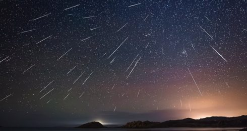 geminids meteor shower 2019