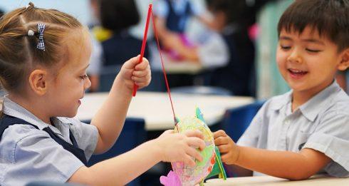 Sister schools around Asia Hong Kong