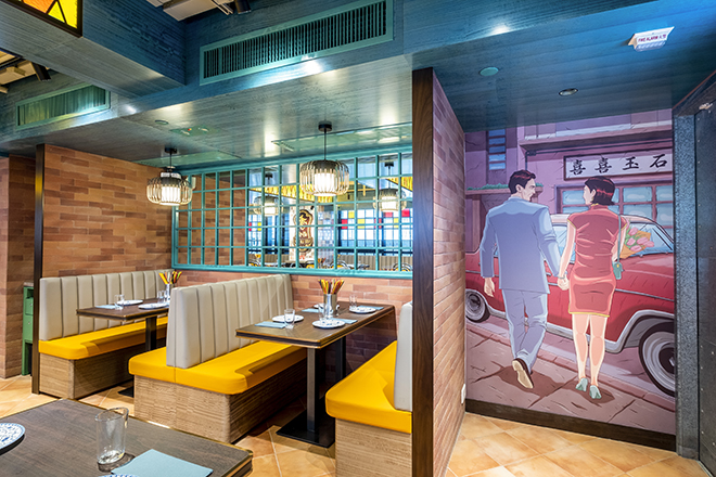 New restaurants Hong Kong Lee Lo Mei