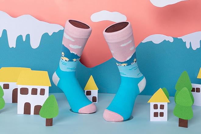 Best Christmas gifts Sloow Socks