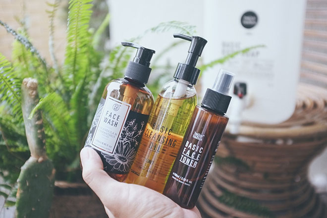 Eco-friendly skincare Hong Kong Bathe to Basics