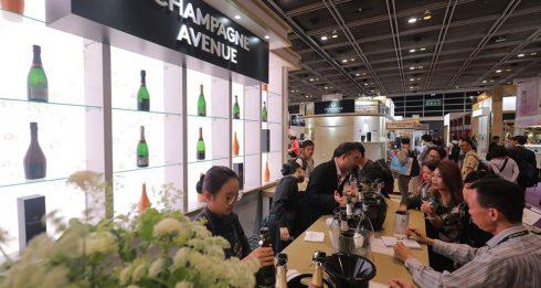 hong kong international wine & spirit fair