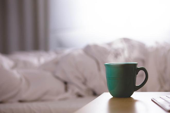 Tips for better sleep coffee
