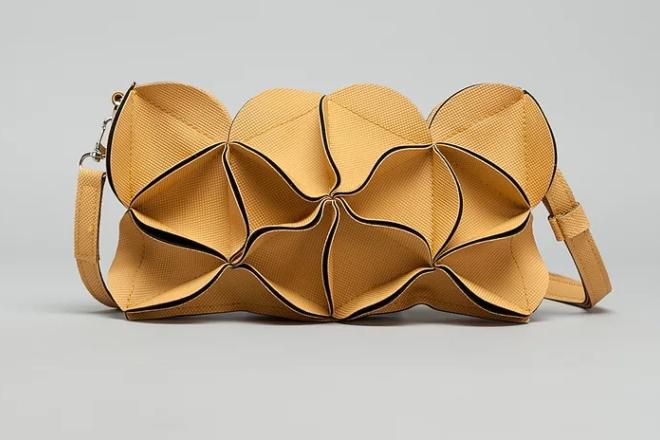 Blossom rectangle 3-way Bag