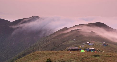 Best campsites Hong Kong