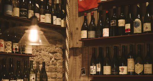 Best wine bars Hong Kong
