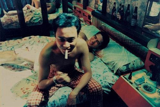 leslie cheung happy together