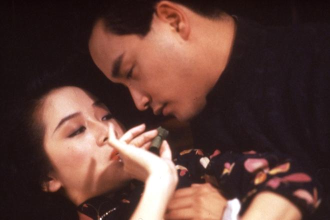 Anita Mui Leslie Cheung Rouge movie