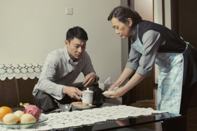 Andy Lau A Simple Life movie cred Ronin on Empty