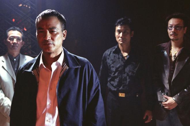 Tony Leung Ka Fai Election cred Film at Lincoln Center