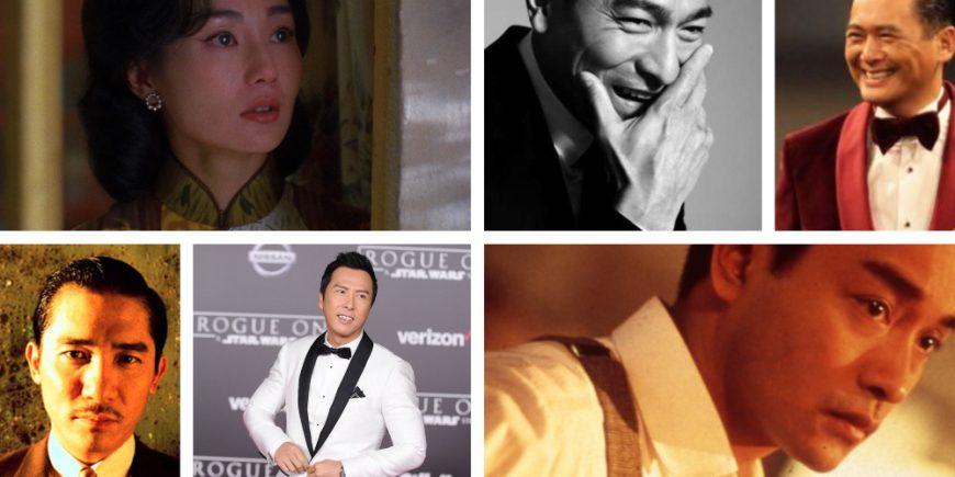 Hong Kong's top iconic actors