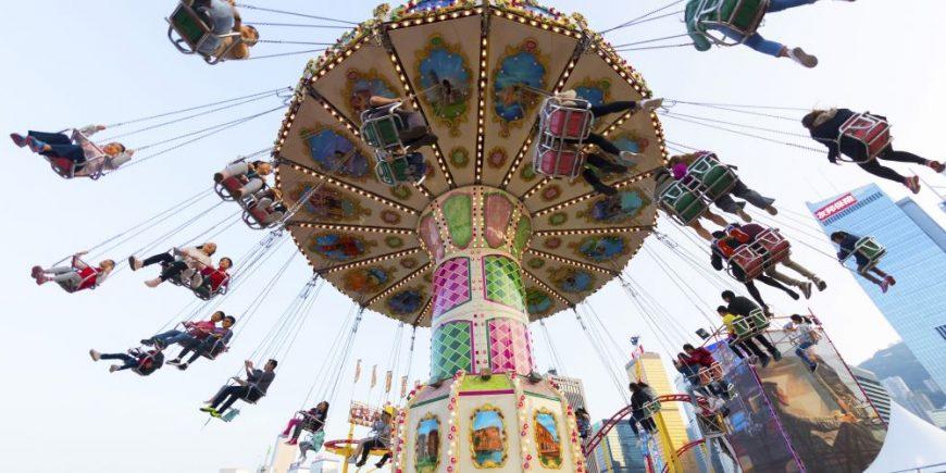 AIA Carnival Hong Kong