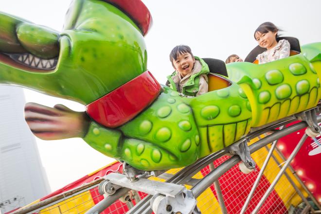 aia carnival rides 2019 hong kong