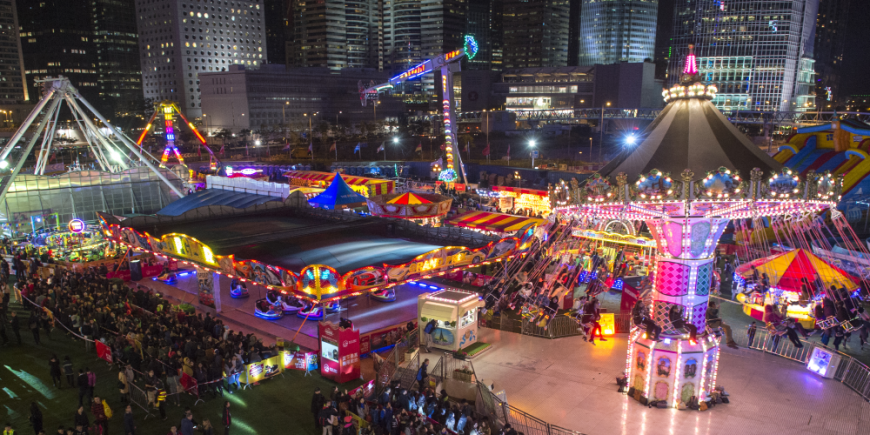 aia carnival and the great circus of europehong kong 2019