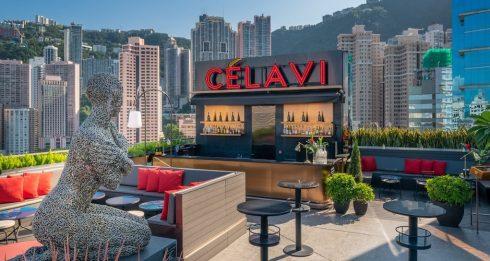 Ce La Vi Hong Kong closing