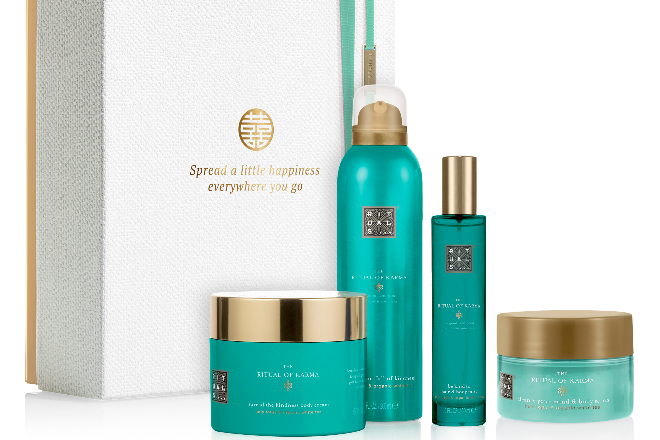 Ritual of Karma Soothing Collection Gift Set