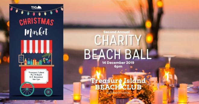 treasure island christmas event