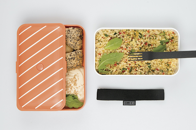 Christmas food gifts nigiri bento box