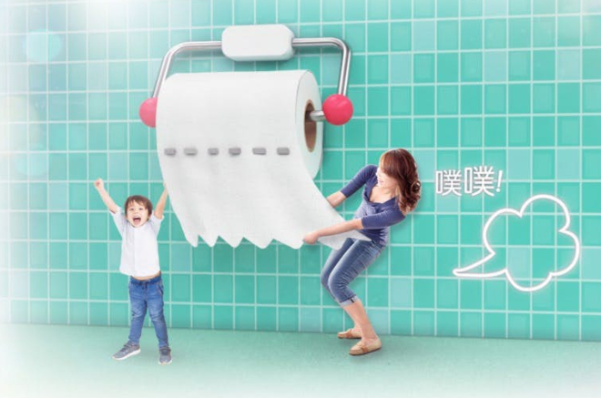 toilet digestive system exhibition hong kong