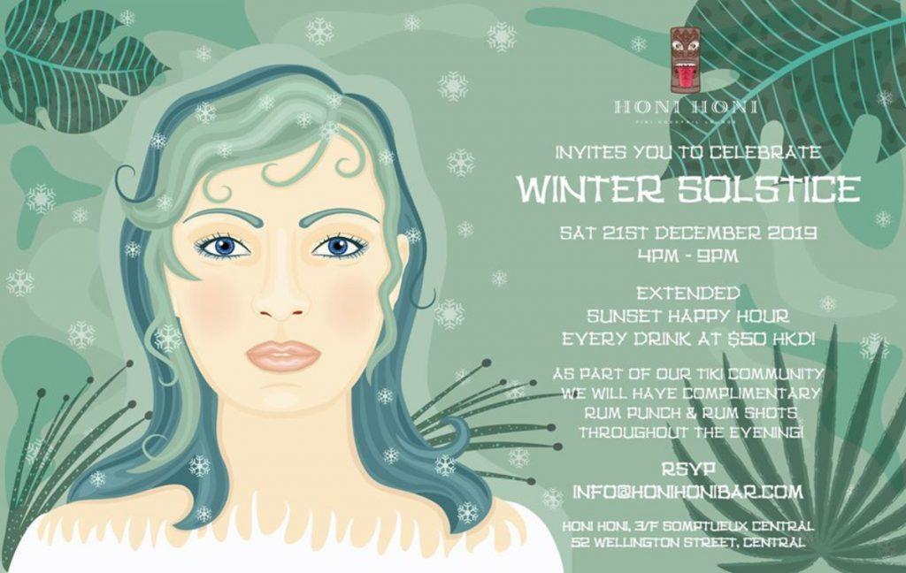 honi honi winter solstice