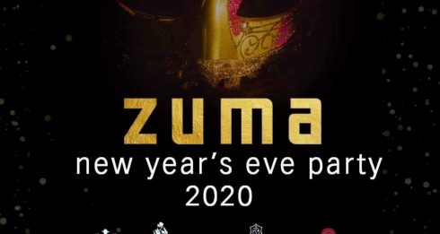 zuma new years eve party