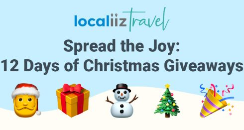 Localiiz Travel Christmas giveaway