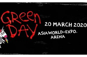green day hong kong concert 2020