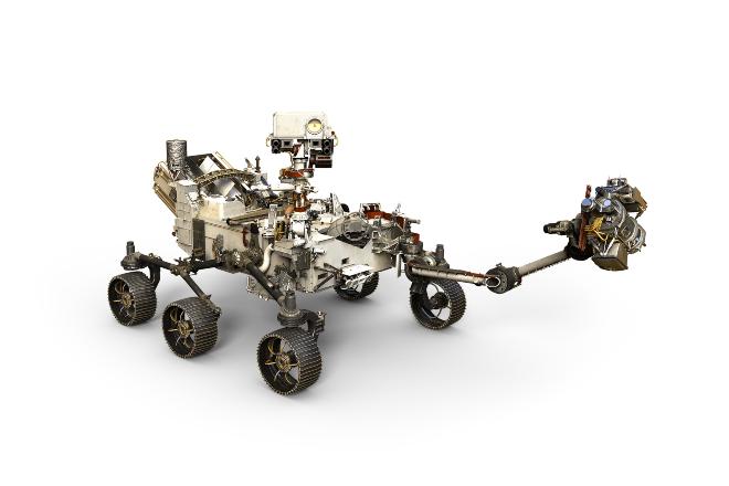 NASA Mars rover 2020