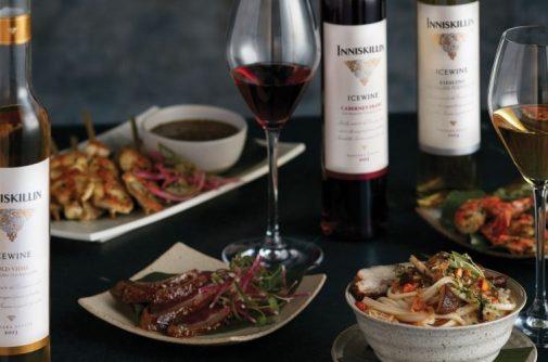 Chinese New Year wine pairings