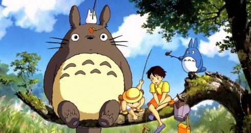 Studio Ghibli Netflix Hong Kong